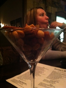 Hot nuts, classy style