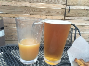 IPA vs Summer Wheat. Definitely not interchangeable.