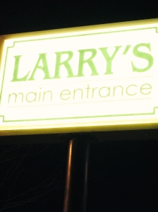 Larry's Main Entrance
