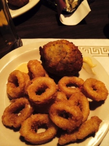 No, those aren't onion rings