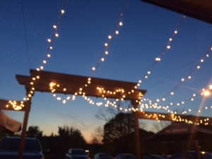 Yay for patio weather