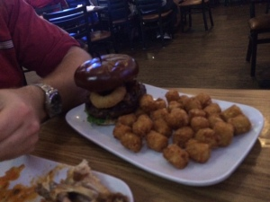 That's a lot of tots