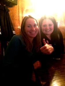 Amanda and Shanda