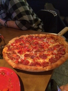 Now that's a pizza