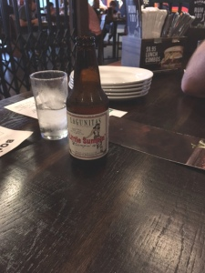 """Well at least """"Lagunitas"""" sounds Mexican, no?"""