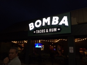 Bomba Tacos and Rum, Fairlawn